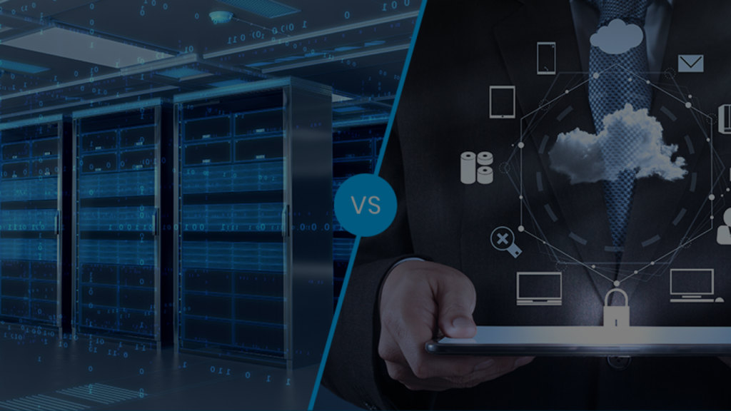 On-Premise-Vs-Cloud-Leased line Connection